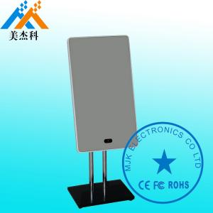 China Bathroom Magic Mirror Display With TV / Touch Kiosk Digital Mirror Advertising 32 Inch on sale