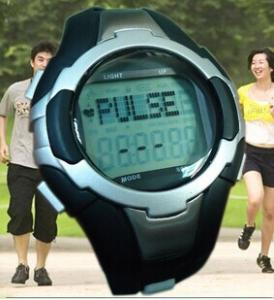China Remember Step Function Monitor Sport Calorie Counter Pulse Heart Rate Watch,health tracker on sale
