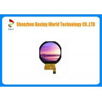 Round TFT LCD Display , Full Color Circular Color LCD Display Module 1.38 Inch