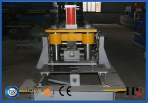 China 10m/mins Metal Steel Solar Strut Channel Forming Machine ,Solar Strut Channel Roll Former on sale