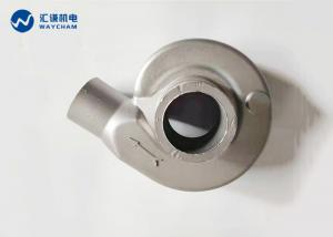 China ADC10 ADC12 Die Casting Components VW Turbo Charger Housing on sale