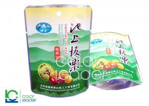 China Retort Stand Up Pouch / Dry Goods Packaging , 3 Side Seal Food Packaging on sale