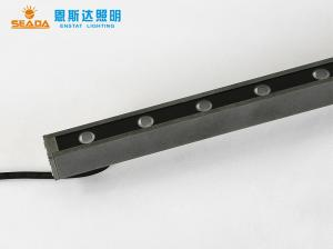 China Aluminum Alloy Exterior Wall Washer Light Fixtures Working Temperature -20℃ To 45℃ on sale