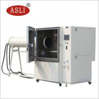 China IPX3 IPX4  IPX5 IPX6 IPX9K Water And Rain Spray Tester In Environmental Control Chamber on sale