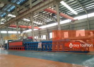 China Electronic Iron Powder Belt Type Furnace , Reduction Powder Metallurgy Furnace on sale