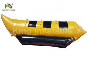Commercial Grade Yellow 3 Seats Inflatable Fly Fishing Boats Banana Boat Towable For Sale Inflatable Fly Fishing Boats Manufacturer From China 108877139
