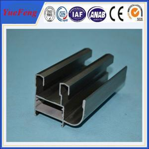 China aluminium window making materials,price of aluminium sliding window/aluminium window supplier