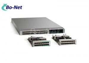 China N7K-F348XP-25 Silver Used Cisco Switches Mini-GBIC SFP+ Expansion Slot on sale