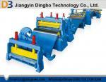 Línea de corte para corte de metales de Machinel de la hoja hidráulica de 3 fases