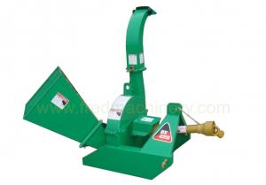 China BX42S Wood Chipper Machine Self Feeding  3 Point Hitch With Shear Bolt PTO Shaft on sale