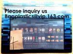 Manufacturer Customized Transparent Pvc Office File Bag With Slider Zip, Ziplock File Pocket,Zipper Lock File Bag