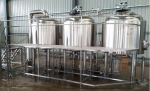 China alcohol brewing equipment, beer manufacturing equipment, perfect beer equipment on sale