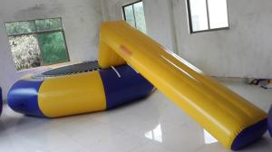 China Inflatable Water Trampoline Combo For Waterpark on sale