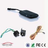 Smart Mobile Phone Tracking Equipment , Battery Powered GPS Car Tracker With History - trace Checking