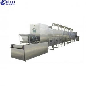 China 30KW Industrial Microwave Nut  Drying And Sterilization Machine on sale
