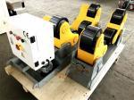 Self Aligned Rotator For Tank Boiler Wind Tower Welding Fabrication