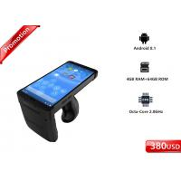 Android 8.1 Octa-Core 2.0GHz 4GB RAM 64GB ROM UHF RFID Reader Android Handheld Barcode Scanner IP67
