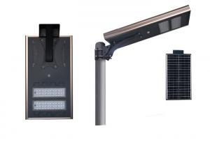 China 20W IP65 Solar Led Pathway And Street Light Aluminum Profile Adjustable Solar Panel on sale