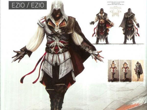 Game Costumes Wholesale Assassin S Creed Ii Cosplay Ezio