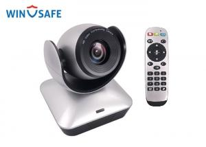 China USB 2.0 Skype PTZ Video Conference Camera With Wide Agnle 1080P 10X Zoom For Meeting Room Solution on sale