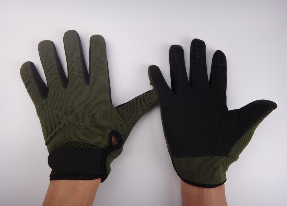 oakley tactical fingerless gloves  tactical full finger