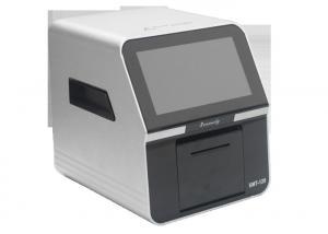 China Veterinary Blood Chemistry Analyzer Machine Semi - Auto Animal Hematology Analyzer on sale