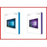 Windows 10 Pro Retail Box Windows10 Product OEM Key Code COA License Sticker