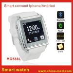 China 1.54 Inch Vibrating Smart Bluetooth Watch , for Iphone / Android Phones wholesale