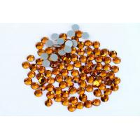 China Multi Colors Loose Hotfix Rhinestones For Home Decoration And Garment on sale