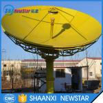 5.3m manual/motorized Ring Focus Satellite communication antenna