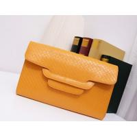 2013 Hot Selling PU grids new fashion 2013 clutch bag