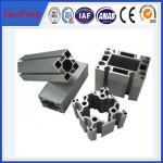 China aluminium fencing extrusion, aluminium industrial profile for t slot aluminium extrusion wholesale
