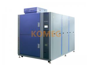 China 300L 3 Zone Thermal Shock Test Equipment With LCD Touch Screen Controller on sale