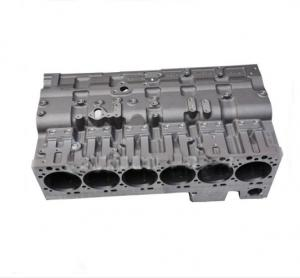 China Genuine Dongfeng Cummins 6L Diesel Engine Cylinder Block 5260558 on sale