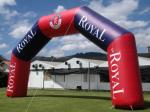Large Inflatables Advertising Arch Door also for Company Events