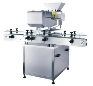 China SS304 Material softgel/tablet counting and packing sealing labeling Machine 10 - 120b/M on sale