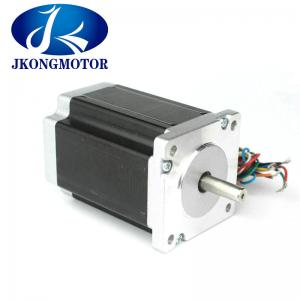China Nema24 60mm Hybrid Stepper Motor With 8mm Shaft CE ROHS Certificated on sale