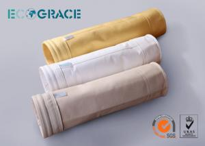 China Aramid Nomex Needle Felt Dedusting Filter Bags for Dust Collector on sale