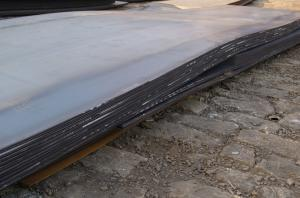 China 200mm Astm A36 Steel Plate Prepainted Galvanized Steel For Floor on sale