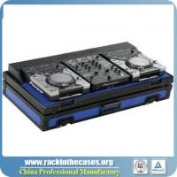 China RK Professional Aluminum Tool Boxes ,Aluminum CD cases/CD road case/CD flight cases with wheels on sale