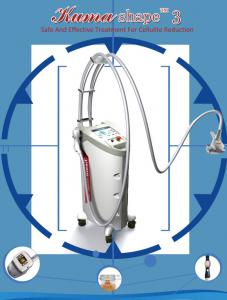 China Non Surgical Kuma Shape Body Contouring Machine , Stretch Mark Removal Machine on sale