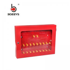 China Customized Lockout Kit Station , Durable Lockout Tagout Storage Cabinets on sale