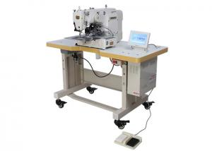 China Mechanical 130 * 60mm Computer Controlled Sewing Machine For Industry Needle Feed on sale