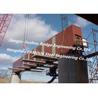 High Strength Segmental Box Girder Structural Formwork  Bridges For Highway And Railway Projects