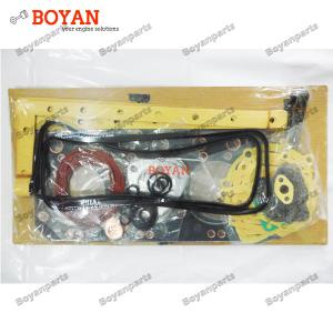 China 6DB1 6DB10 Full Gasket Kit 30094-91102 With Head Gasket 30001-05103 for Mitsubishi Engine Truck T416 486 Diesel Engine S on sale