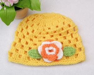 China Baby Crochet Hat on sale