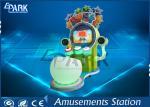 China Hardware And Acrylic Arcade Dance Machine / Patting Keys Game Coin Operated Music Machine wholesale