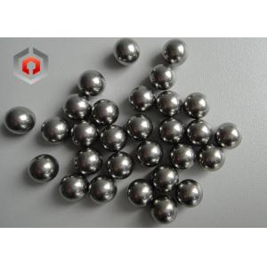 High Density Tungsten Ball WNiFe / WNiCu / WCu Material Custom Made