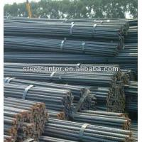 China 8mm; 10mm deformed steel/rebar steel/Hot rolled ribbed bar on sale