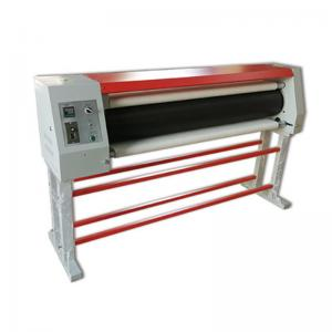 China Cheap 1200mm fabric cloth sublimation roller heat transfer printing machine on sale